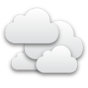 broken clouds